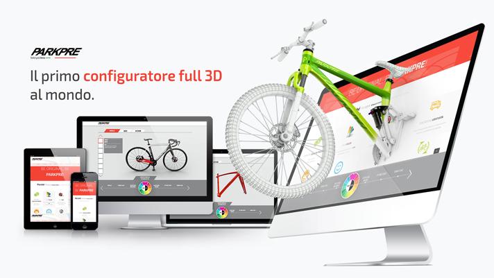 Configuratore 3D di prodotto