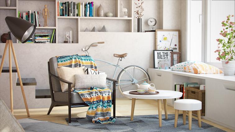 Rendering Interior Design